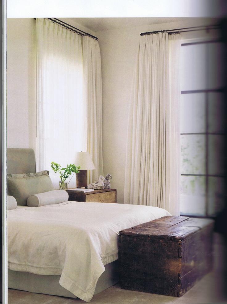 Sovrum dream home pinterest sovrum design och for Calm and serene bedroom ideas