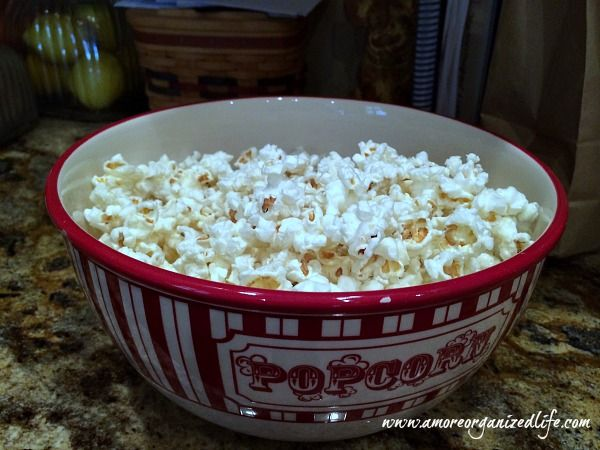 Our family loves to eat popcorn. We typically buy microwave popcorn so we can enjoy it whenever we want without digging out our air popcorn appliance. However, all of the salt and oil that is found in pre-packaged microwave popcorn is not the best nutrients for our bodies. While microwave popcorn is convenient, it's not …