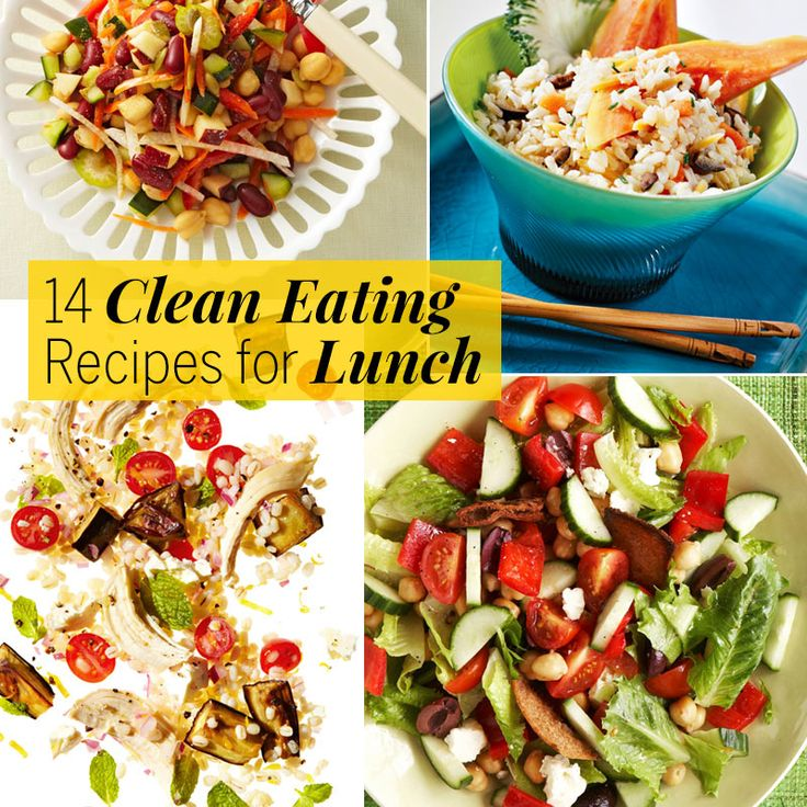 15 Clean Eating Recipes for Lunch