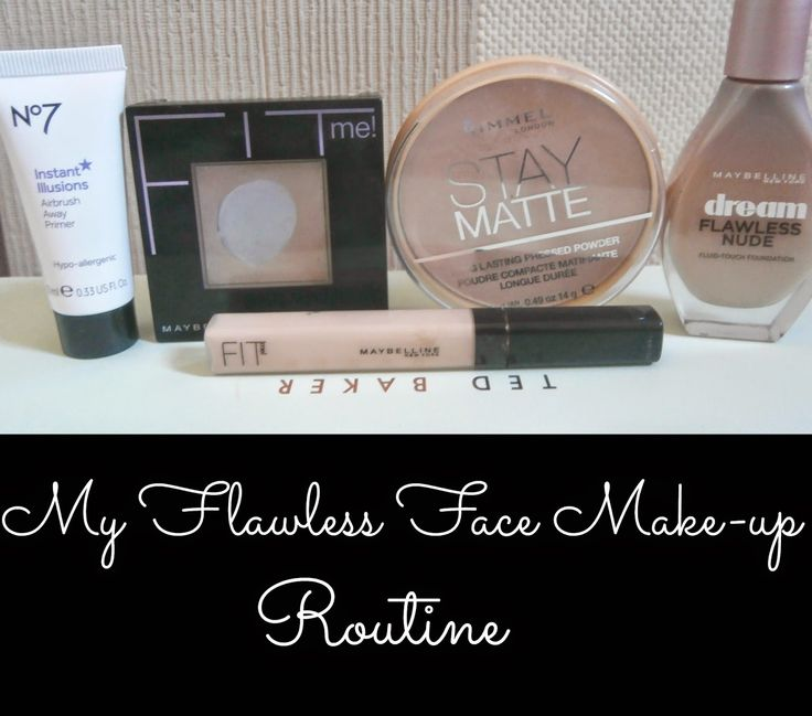 My Flawless Face Make-up Routine || Make-Up and All http://blogsallbeautyy.blogspot.co.uk/2015/03/flawless-face-make-up-routine.html