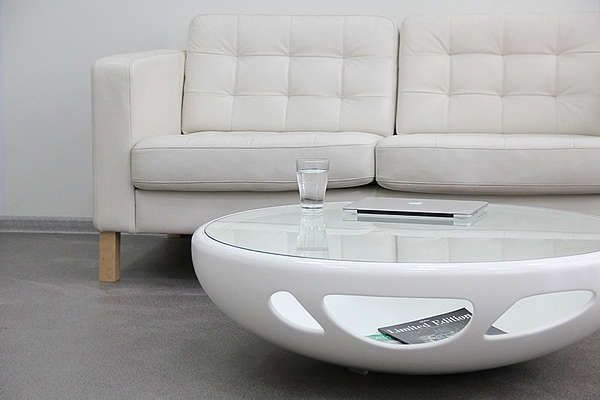 The Pebble Table by Mikhail Belyaev is a Utilitarian Product trendhunter.com