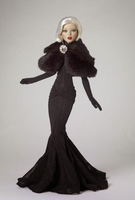 """Collecting Fashion Dolls by Terri Gold   2014 Modern Doll Collector Convention - Deja Vu by Tonner Doll Company    Emma Jean """"Moonlit Ball"""""""