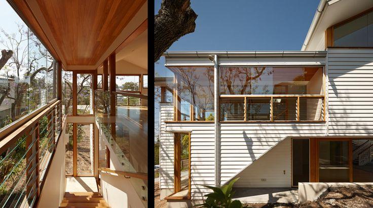Siemon Street Residence by Shaun Lockyer Architects