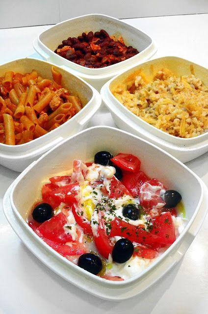 Vaneska Fit Barcelona: Lunchbox - dieta pudełkowa, posiłki po intensywnym...