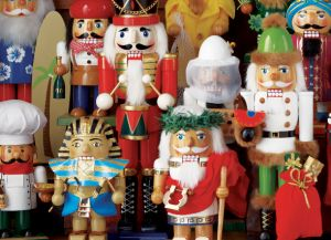 World Market: Today 5-8pm Only, All Nutcrackers 50% off