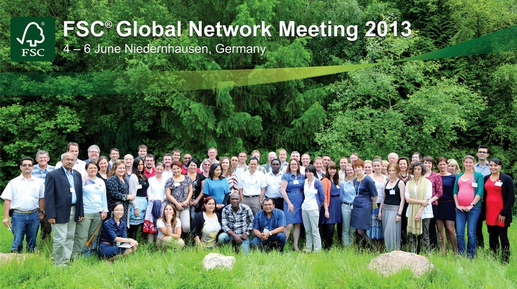 #FSC held its annual #Global #Network #Meeting in #Germany. Participants from over 43 countries met to discuss #certification and global opportunities and challenges to ensure FSC´s continued #growth and #success as leader in #responsible #forest #certification