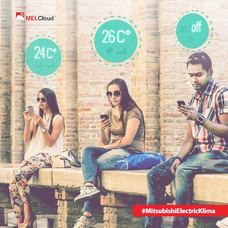 Özgürlük budur! #MELCloud teknolojisiyle klimanı akıllı telefonundan yönet. klima.mitsubishielectric.com.tr  #MitsubishiElectricKlima #mitsubishielectric #klima #hvac #ac #sonbahar#bahar #fall #sun #smart #phone #app #sıcaklık #cool #home #house #uygulama #enerji #energy #airconditioner #yaşam #lifestyle #cloud #web #outdoor #mobile #tech