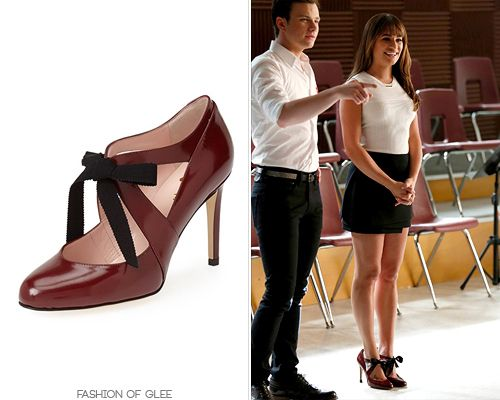 53 best favorite fashions from glee images on pinterest glee fashion rachel berry and lea michele. Black Bedroom Furniture Sets. Home Design Ideas
