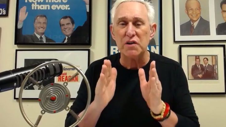 Roger Stone about what the Democrats have planned to try and stop Donald...