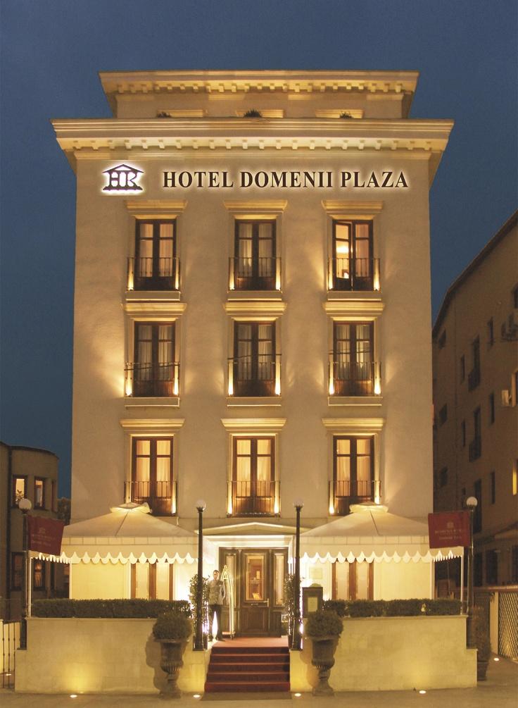 Hotel Domenii Plaza