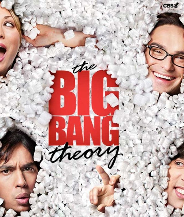 The Big Bang Theory (2007)  Where is Sheldon ?