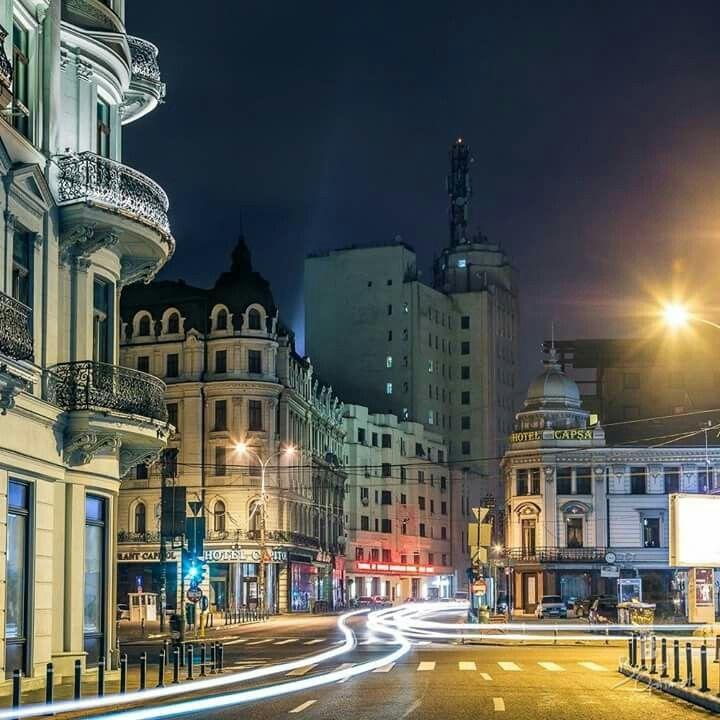 Bună seara, București!