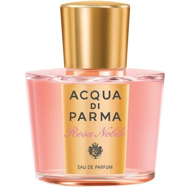 Women's Acqua Di Parma 'Rosa Nobile' Eau De Parfum (7.420 RUB) ❤ liked on Polyvore featuring beauty products, fragrance, perfume, no color, edp perfume, blossom perfume, flower perfume, perfume fragrance and eau de perfume