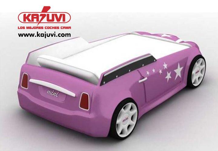 Coche cama MIni para niñas www.kajuvi.com