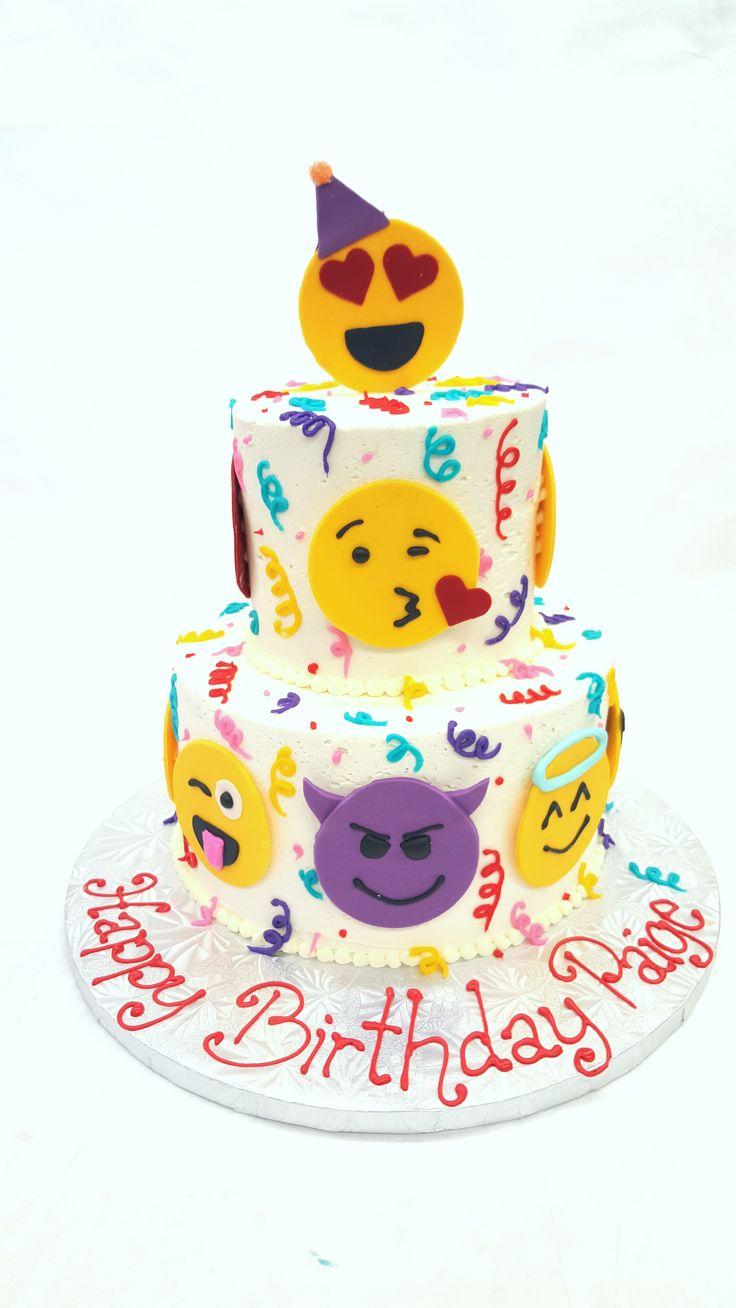 This emoji cake gives us major feels