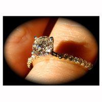 """Build your own engagement ring with Beverly diamonds, Get certified diamond rings, engagement rings and wedding rings, three stone diamond rings, Make it easy to buy diamond rings online"