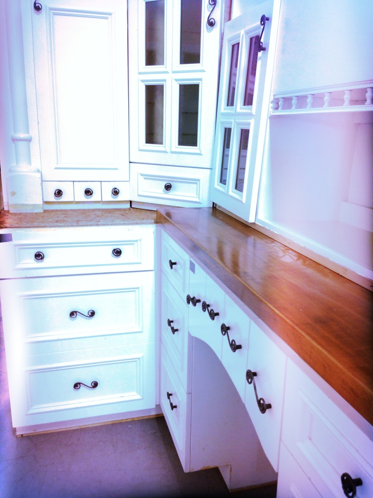 Kitchen Cabinets For $6,300.00.