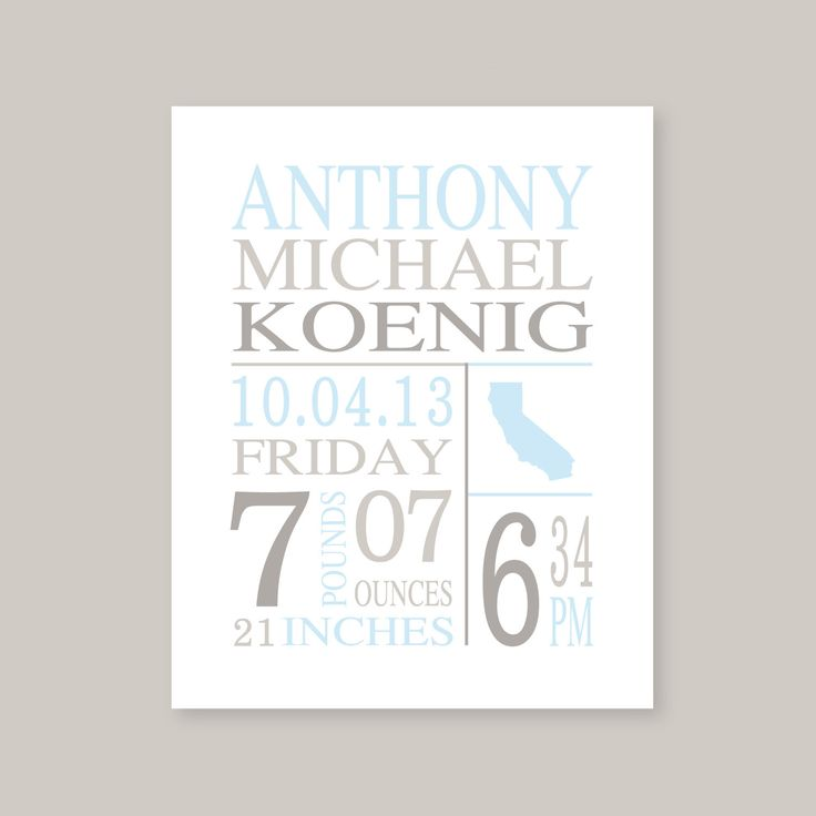 81 best personalized baby gifts images on pinterest animal nursery personalized baby gifts nursery wall decor new baby boy gift subway art birth announcement baby nursery negle Gallery