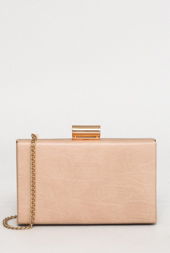 Sally Hardcase Clutch