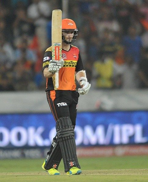 Kane Williamson Sold to Sunrisers Hyderabad for 3 Crores
