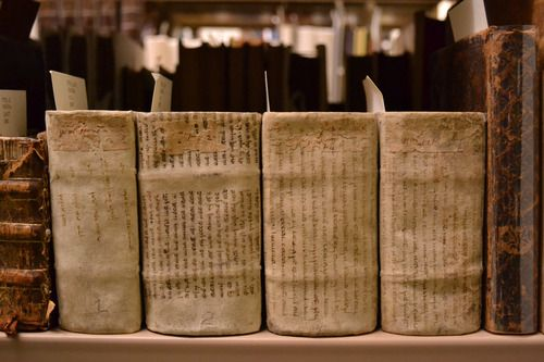 ransomcenter:  Archivist declares medieval manuscript fragment crowdsourcing project a success after more than 80 percent of fragments are identified.