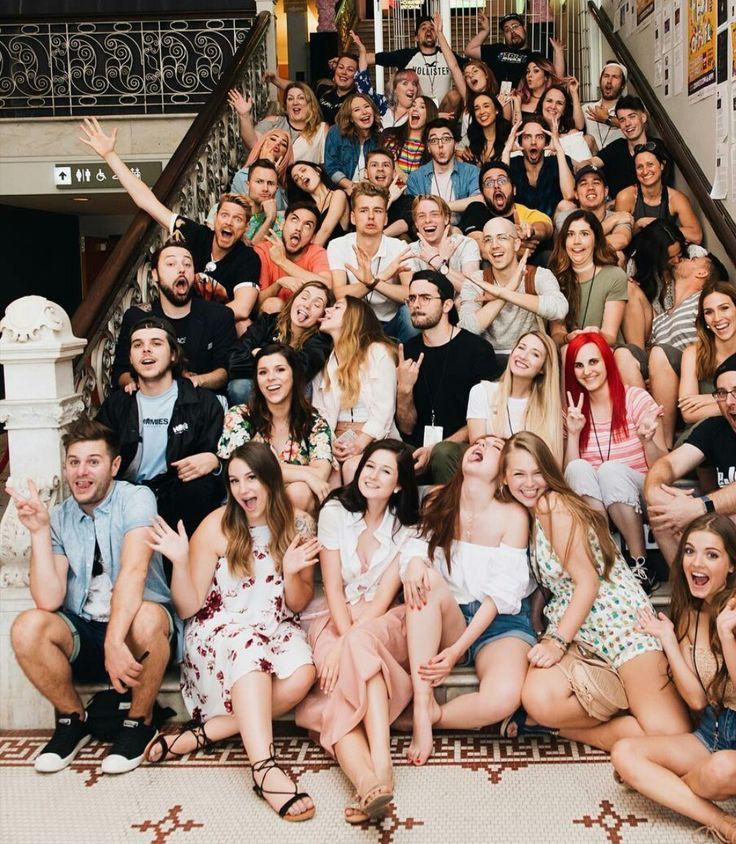 Toute mais youtubeurs(e) Girlyaddict / Amélie Barbeau / Emma Verde / Émile Roy / Pl cloutier / Jay & Vidéos / Gloria-bella / Jessibouu ect.....