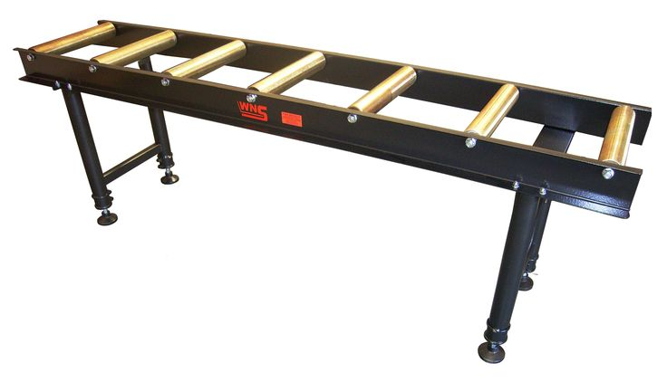 Our 2000mm Roller Table (RT2000) is now back in stock! Call or visit our website for more details: http://www.wnealservices.com/acatalog/Roller_Tables_Stand.html