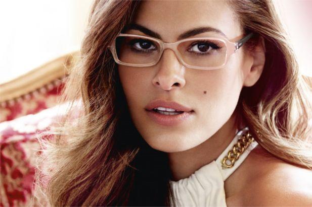 eva mendes vogue   eva mendes vogue   Girls with Glasses ...