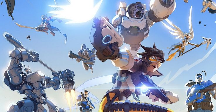 Blizzard brings out high bandwidth servers for Overwatch with increased tick…