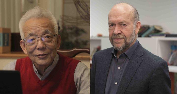 Los climatólogos Syukuro Manabe y James Hansen han sido premiados por la Fundación BBVA por sus aportaciones a los modelos para predecir el calentamiento global debido al incremento del CO2 en la atmósfera y su impacto en la temperatura terrestre. En la actualidad, sus trabajos siguen vigentes dado que los modelos actuales se basan en los que Manabe y Hansen desarrollaron hace décadas. Leer: http://laoropendolasostenible.blogspot.com.es/2017/01/manabe-y-hansen-premio-fronteras-del.html