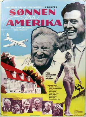 Sønnen fra Amerika (1957)