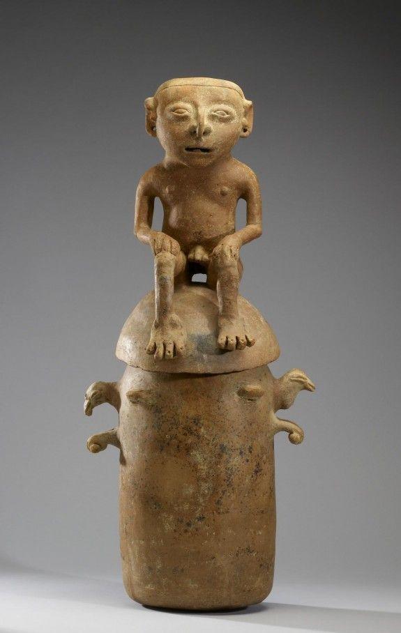 Colombian Moskito Artist Period Ad 1000 1600 Period Ad