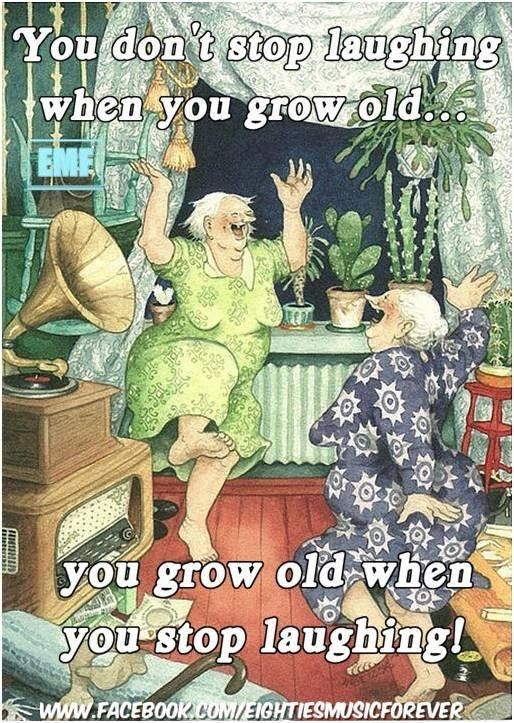Image result for images and cutest quotes and cartoons youthful at heart seniors