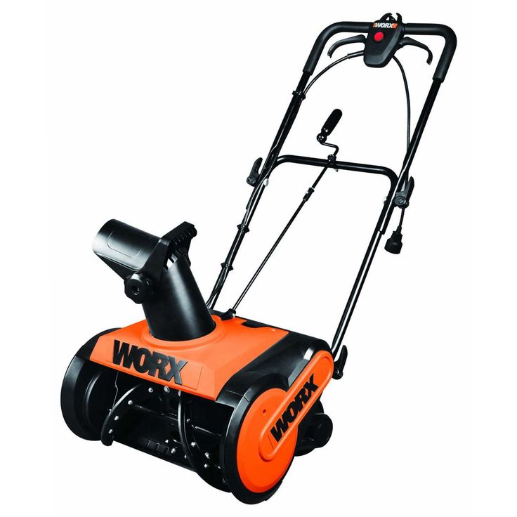 #Recomeneded Worx 13 Amp 18-Inch Adjustable Height Electric Snow Blower/Thrower   WG650     Powered by a 13-amp electric motorRubber-tipped steel auger throws snow up to 30 https://trickmyyard.com/recomeneded-worx-13-amp-18-inch-adjustable-height-electric-snow-blower-thrower-wg650/