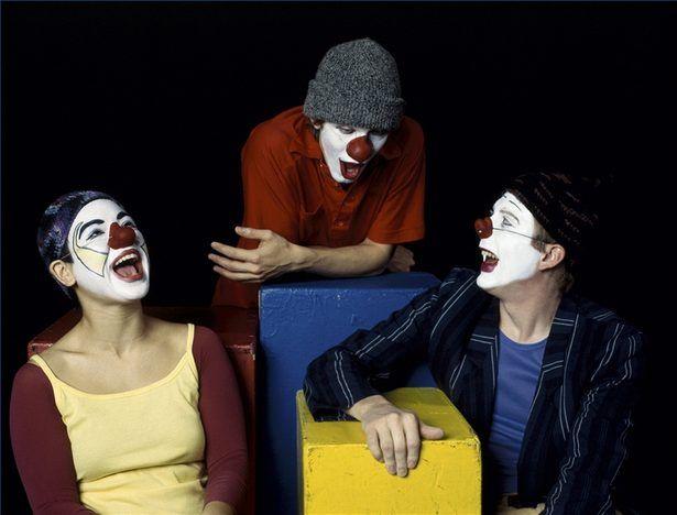 Go to Clown College