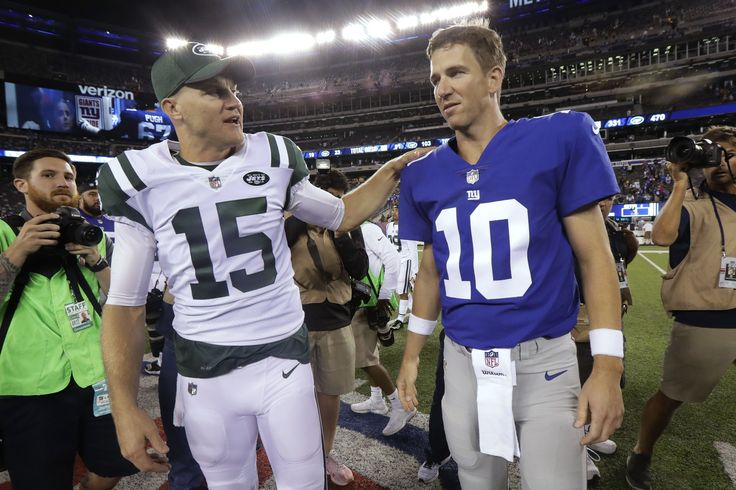 No surprise: Josh McCown named Jets' starting quarterback