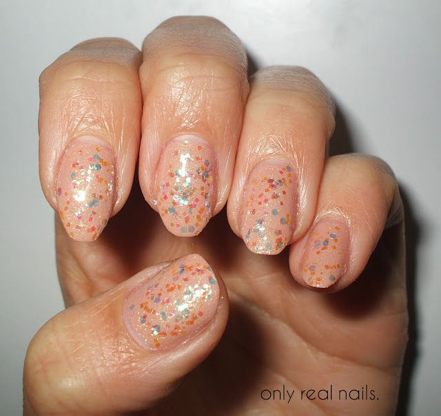 only real nails.