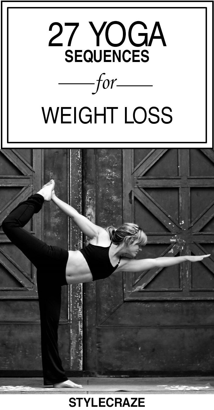 Best Yoga For Weight Loss Images On Pinterest How To Lose - Best yoga posesasanas for quick weight loss