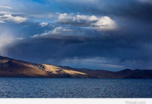 Tsomoriri Lake India #Ladakh #Viaggiare