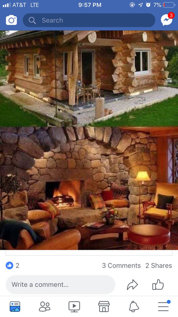 Pin by Jan Lytle on Cabin House styles, House, Log homes