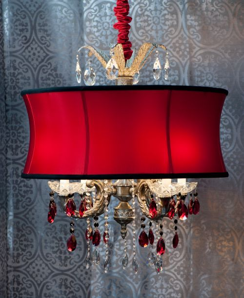 Red Chandeliers For Nothing Provides Style And More Luxury In To Your Deluxe Residence Than A Hand Forged Iron Chand