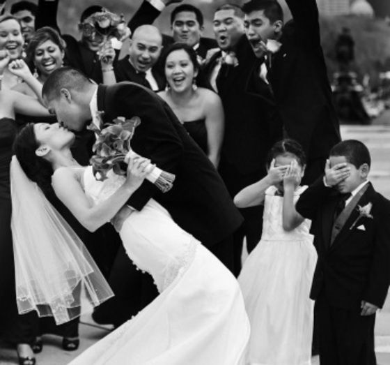 love the flower girl and the ring bear. must have a pic of them doing this =]