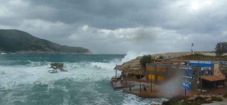 Unwetterwarnung für Mallorca wegen schwerer Gewitter