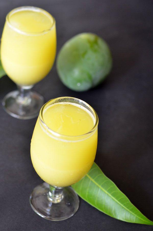 raw mango sharbat