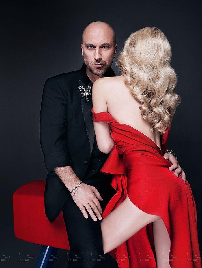 Дмитрий Нагиев в роскошной фотосессии для нашего декабрьского номера