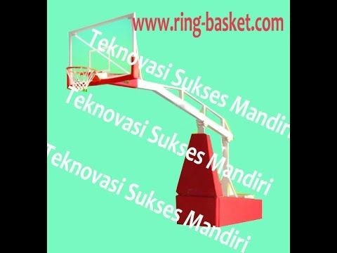 Ring Basket : Ring Basket Portabel Hidrolik Elektrik - Video