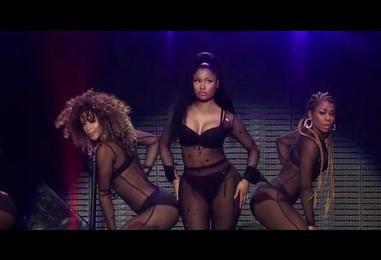Nicki Minaj Announces The Pinkprint Tour Movie & Shares A Teaser Trailer  | MTV UK