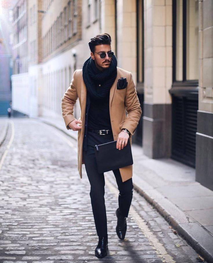 "Gefällt 2,697 Mal, 24 Kommentare - Gentwith Street Style™ (@gentwithstreetstyle) auf Instagram: ""Yes or No? via @mensfashion_guide by @rowanrow"""