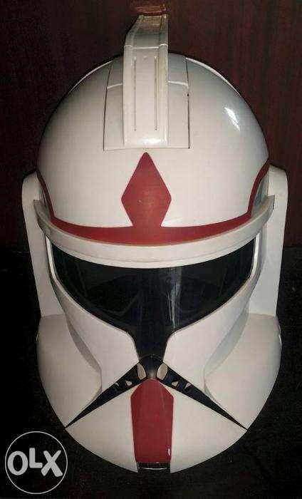 Halloween Custome Starwars Clone Troopers Voice Changer Helmet Mask For Sale Philippines