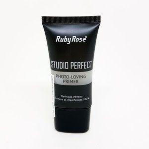 Natália Slovak: Resenha Primer Studio Perfect Primer Ruby Rose